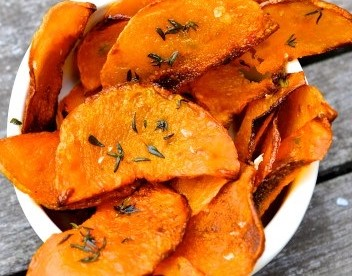 Recipe Butternut Squash Chips Country Doctor