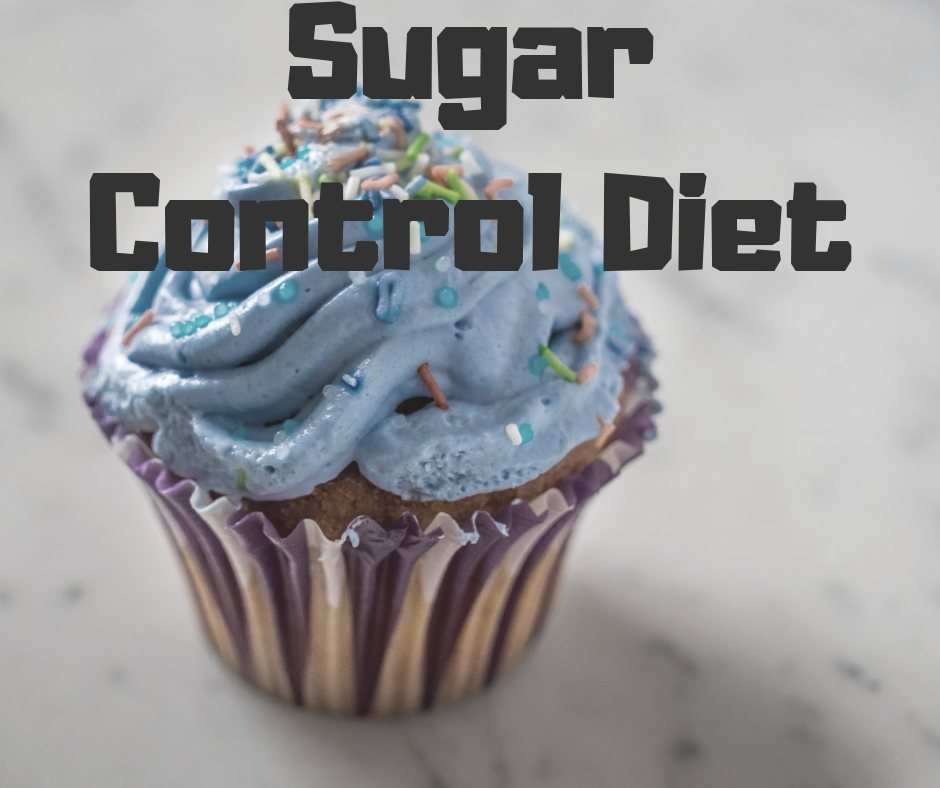 The Sugar Control Diet